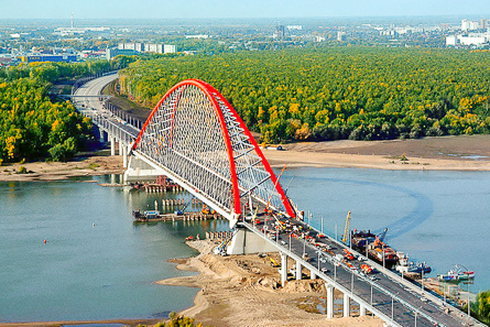 Bugrinsky Bridge