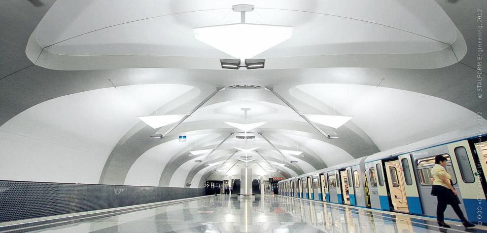 Станция новокосино картинки